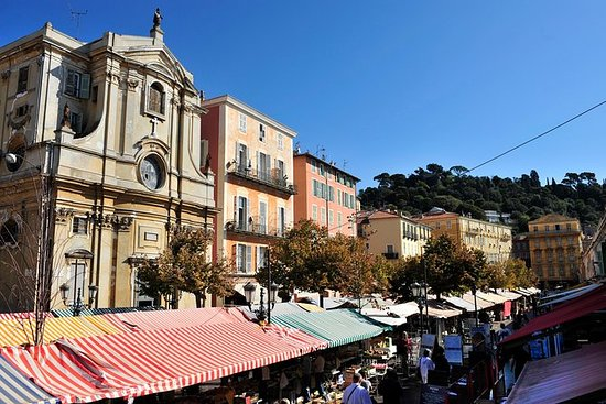 Nice City Tour and Old town Half-Day from Nice Small-Group: Half-Day City Sightseeing Tour in Nice