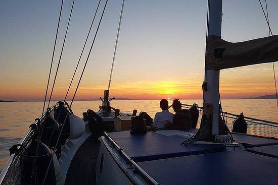 2 horas de Little Venice e Mykonos...