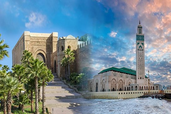 Full-Day Casablanca and Rabat from...