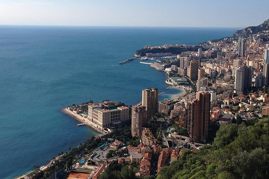 Private French Riviera Full-Day Tour...
