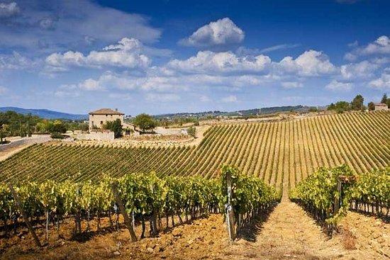 Typische Chianti-Dörfer San Gimignano...