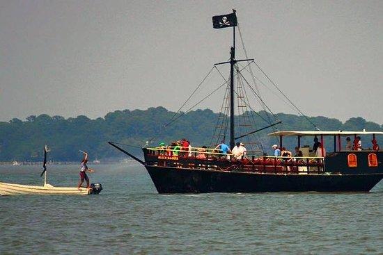 希尔顿黑头匕首海盗船冒险