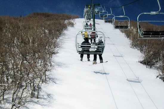 Paquete de snowboard Park City Junior