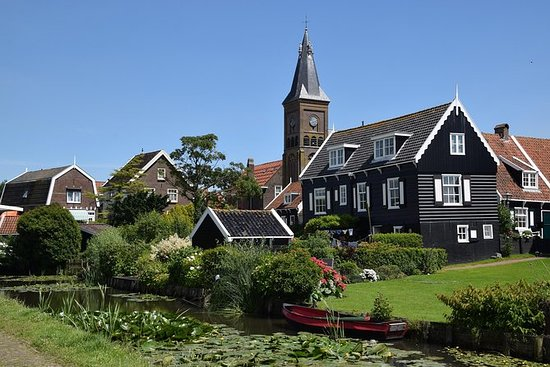 Private Tour of Old Holland Inkludert...