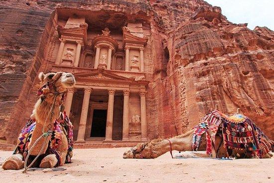 Petra och Wadi Rum: Southern Jordan ...
