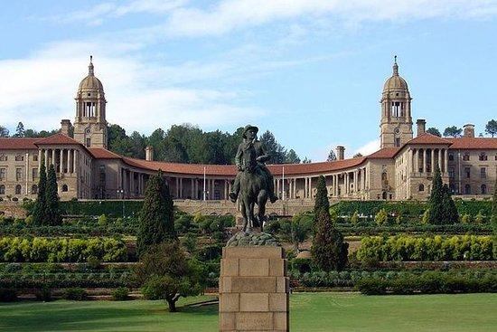 Pretoria, Soweto and Apartheid Museum...