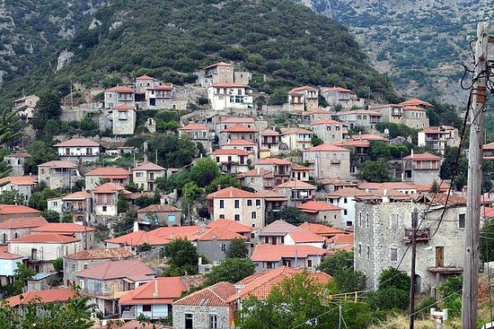 Mountain Villages of Peloponnese, Monasteries and Lousios River...