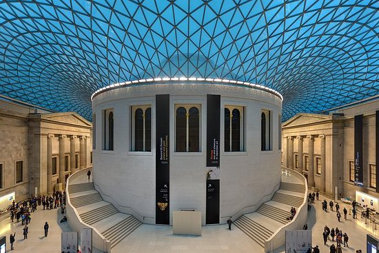 The British Museum London Guided Tour ...