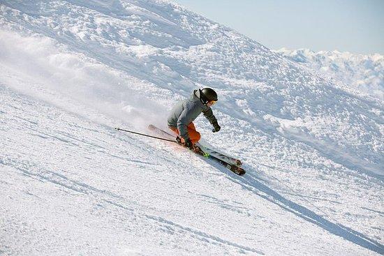 Paquete de alquiler de esquís Demo...