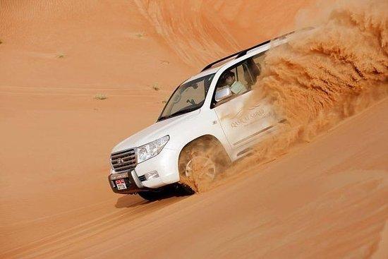 Dubai Desert Evening Private Safari...