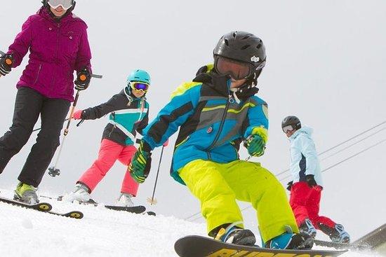 Junior Snowboard Rental Package for...