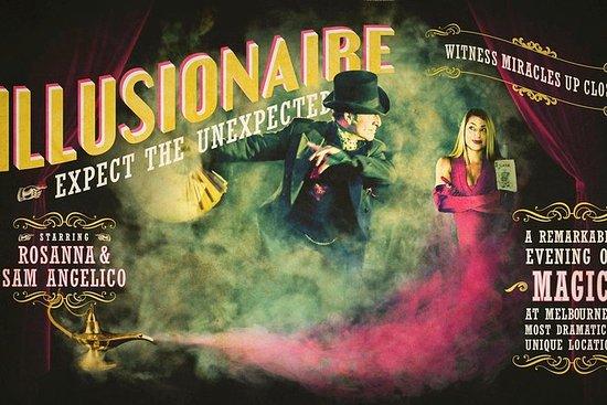 Show de magia y comedia de Melbourne...