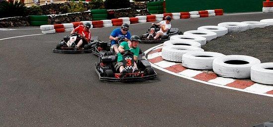 卡拉丁赛车和兰萨罗特岛的大奖赛