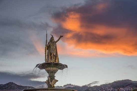 Cusco by Night: Planetarium Cusco...