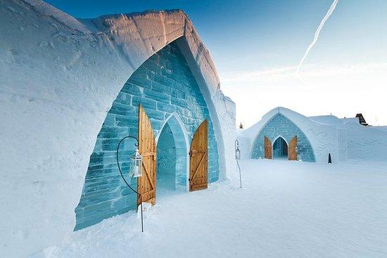 Excursion hôtel de glace à Québec