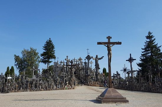 Full-Day The Hill of Crosses Tour...