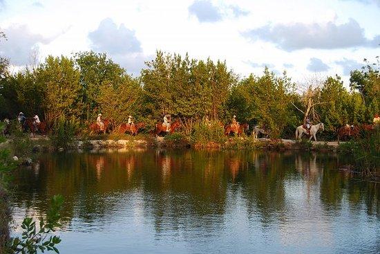 坎昆,里维埃拉玛雅或图卢姆的骑马探险之旅