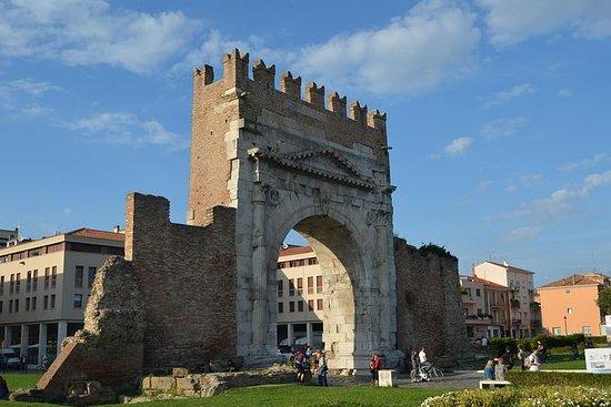 Tour privato di Rimini a piedi