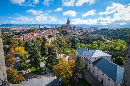 马德里的Segovia和La Granja私人之旅