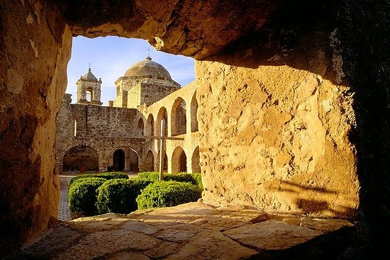 San Antonio Missions Tour med guide ...