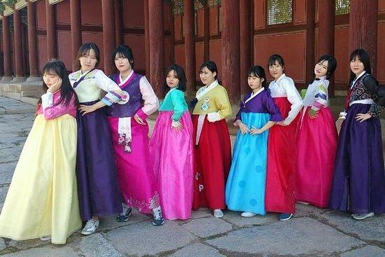 Jeonju dagstur från Seoul inklusive ...