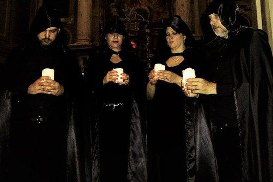 Capuchins Crypt Tour og koncert i Rom