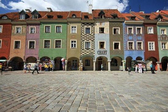 Balade privée à Poznan