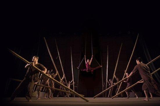 Lang Toi - My Village: spettacolo di