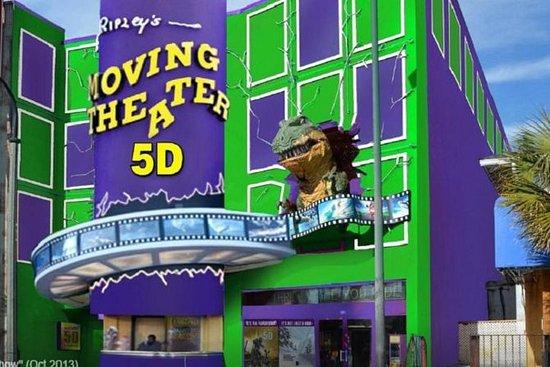 Ripleys 5D Moving Theatre i Myrtle...