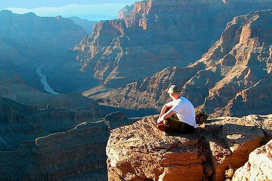 West-Grand Canyon und Hoover-Dam...