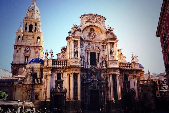 Tour privato a piedi di Murcia