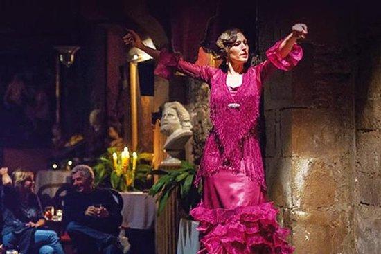 Flamenco-Vorstellung in Barcelona mit...
