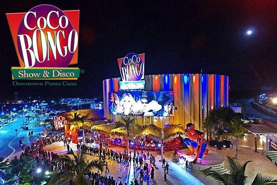Coco Bongo Show and Disco en Punta...