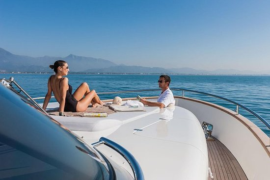 7-Hour Private Yacht Tour from...