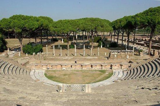 Ancient Ruins of Ostia Tour