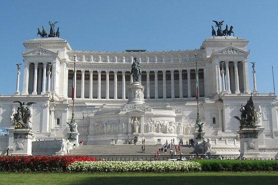 Fra Fiumicino Fco Airport: Tour of Rome...
