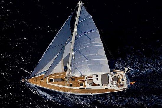 Seiling Yacht Day Trip til Baru og...