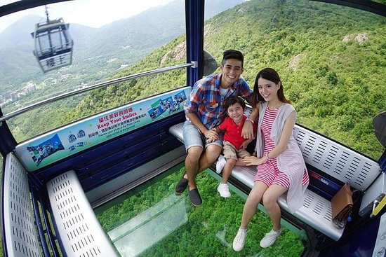 Ngong Ping 360 Cable Car Ticket on...