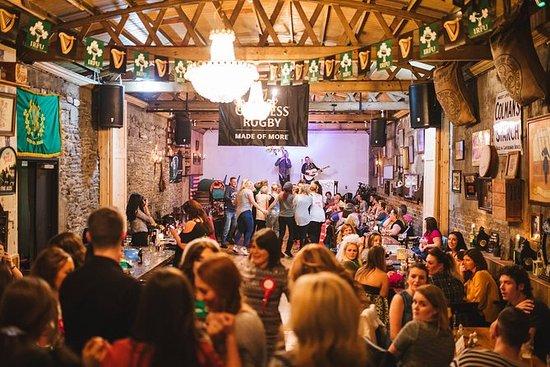 The Irish Dance Party in Dublin