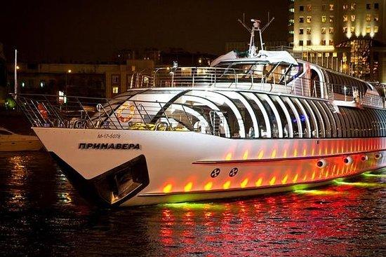 Cruise op de Moskva-rivier