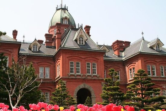 Sapporo Private Full-Day Tour with...