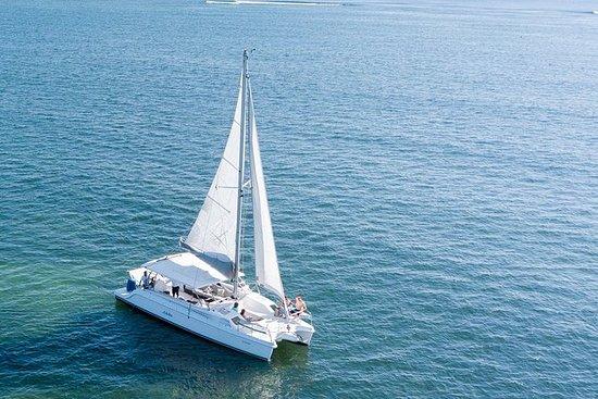 Puerto Morelos Catamaran Reef Seil og...