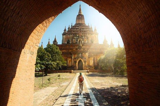Dagstur av Bagan arkeologiske templer