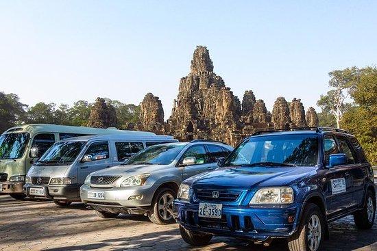 Privat Angkor Day Tour (med Aircon...