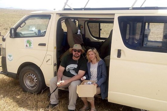 Nairobi Nationalpark Tour