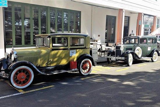 1,5-timers Napier Vintage Car Tour
