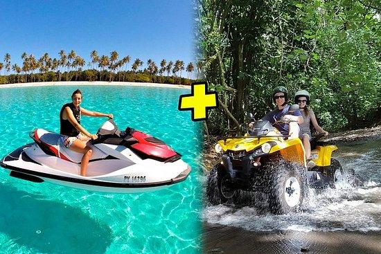 Moorea Combo Jet Ski e ATV
