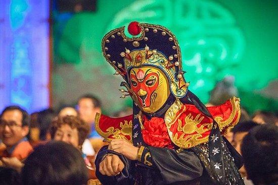 Best Sichuan Opera Show in Chengdu