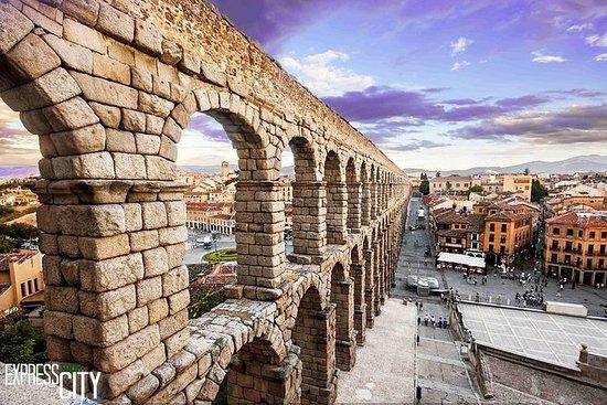 享受Majestic Segovia的全日游,包括官方导游
