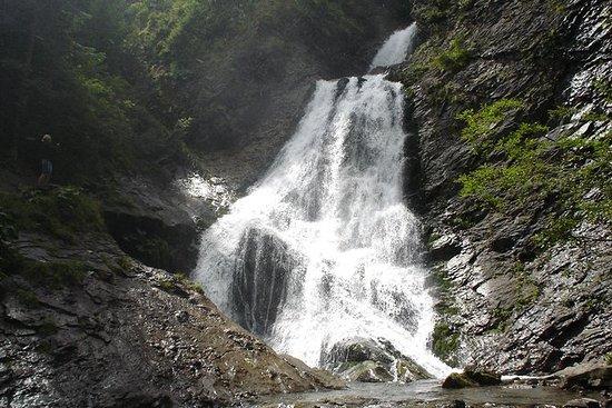 Bridal Veil Falls Rachitele - 1 day...
